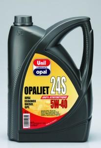 Unil Opal_5L_Bottle_5W-40 24S