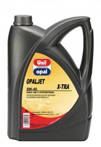 Unil-Opal_5L_Bottle_5W-40-X