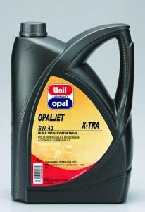 Unil Opal_5L_Bottle_5W-40 X-tra - コピー